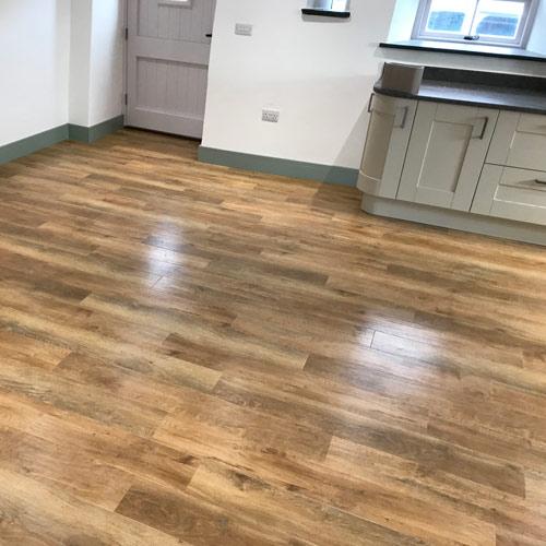 Karndean, Royal oak, Spring Oak, Kitchen