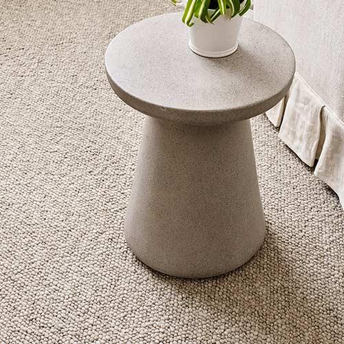 100% New Zealand Wool Mavora Pumice broadloomCarpet in